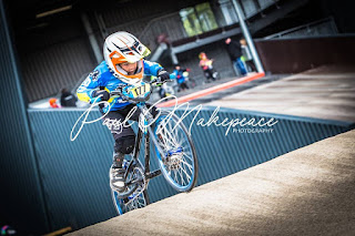 jamie harron belfast city bmx club at british national glasgow