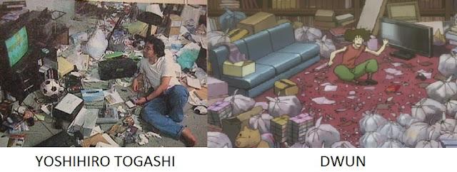 Yoshihiro Togashi, Yoshihiro Togashi Room, Yoshihiro Togashi Dragon Quest