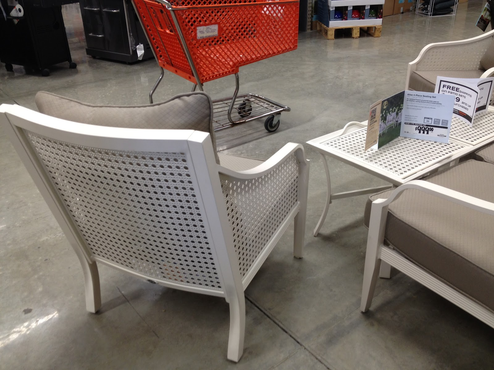 martha stewart patio chairs chair with cup holder inspire bohemia a little bit of this that