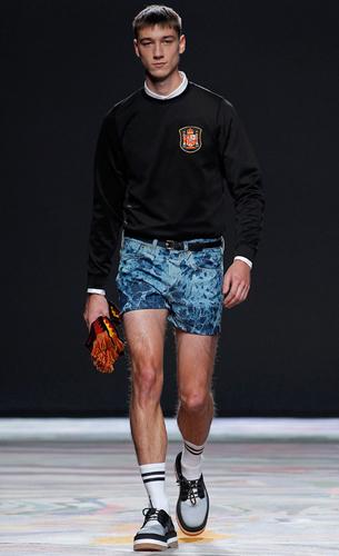 ropa hombre David Delfín otoño invierno