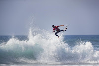 28 Gabriel Medina Quiksilver Pro France foto WSL Laurent Masurel