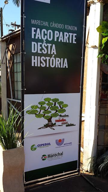 Exposição de Fotos Antigas Expo Rondon 2015