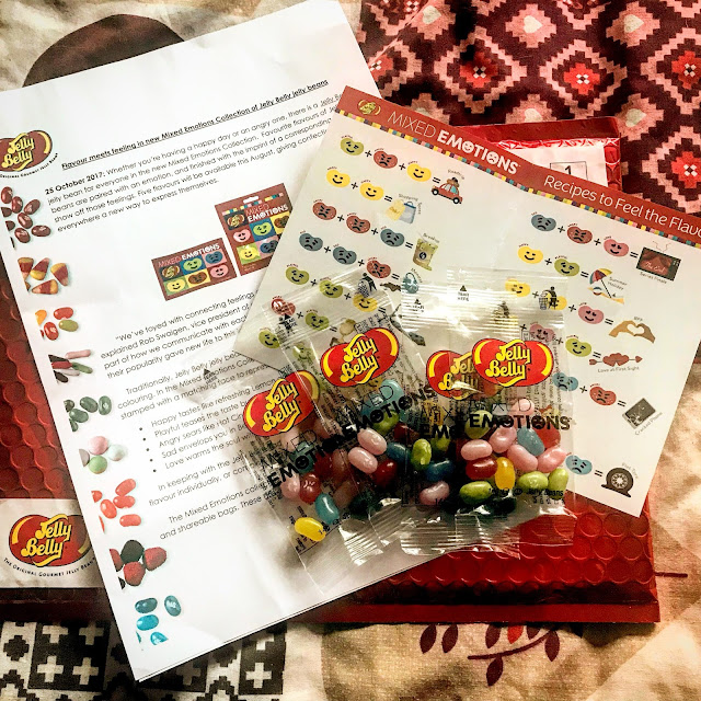 Jelly Beans Mixed Emotions - Christmas Gift Guide 2017 - Mandy Charlton's biggest ever Christmas gift guide. The only gift guide you'll need to find presents and gift ideas for the people you love this holiday season