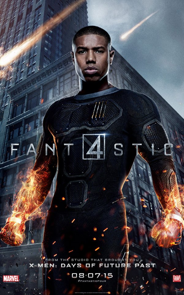 Poster 6: Fantastic Four 2