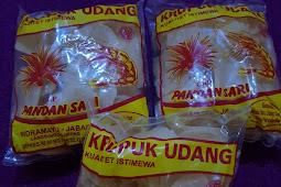 2 Jenis Kerupuk  yang Populer Indramayu Cirebon