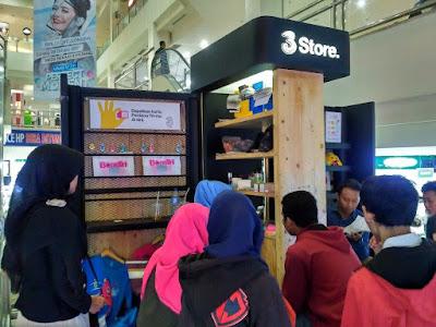 Lokasi Gerai 3 Store di Kota Bekasi