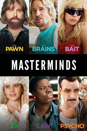 Poster Masterminds 2016