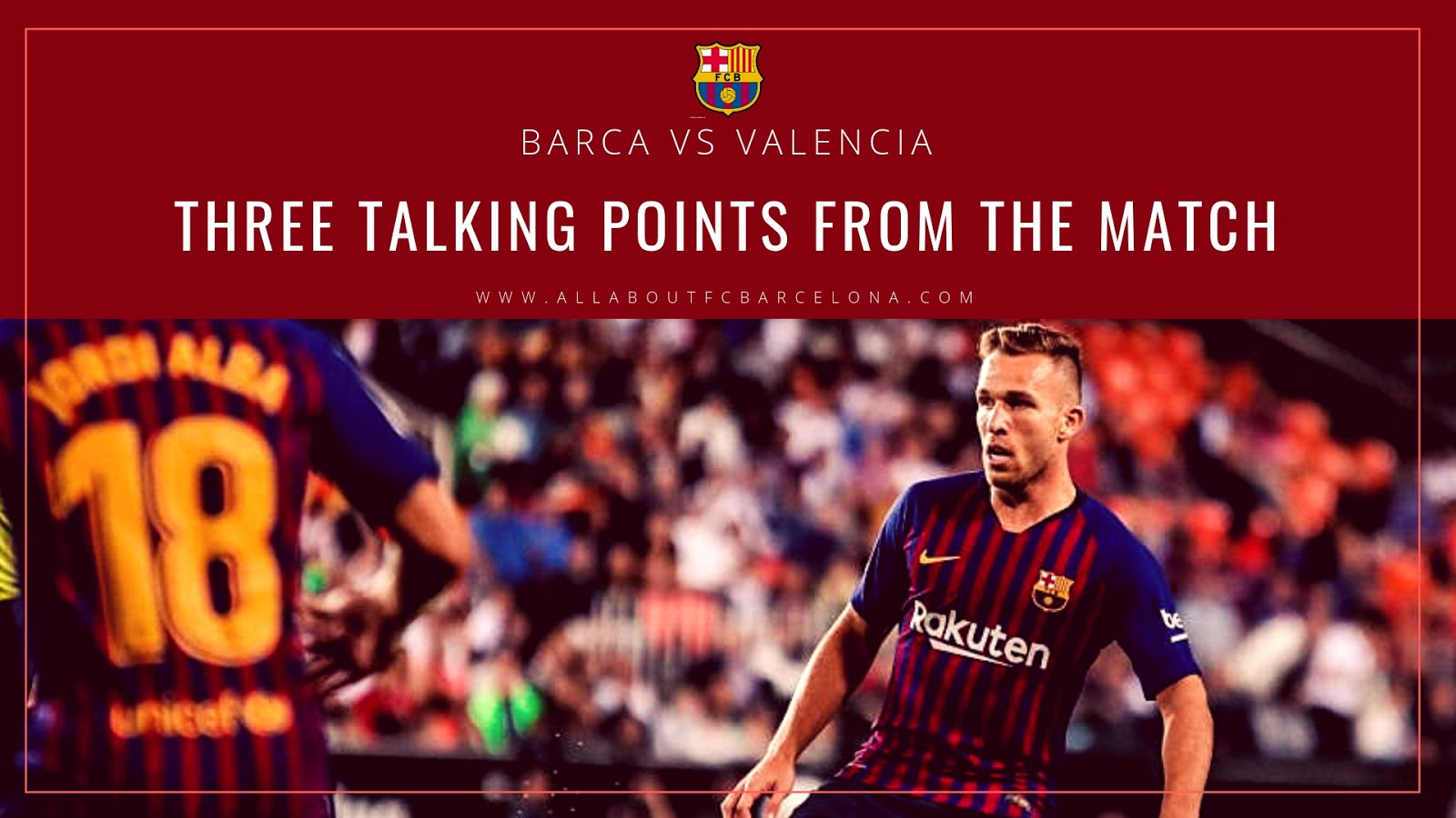 Three Takeaways from Barca's Draw against Valencia