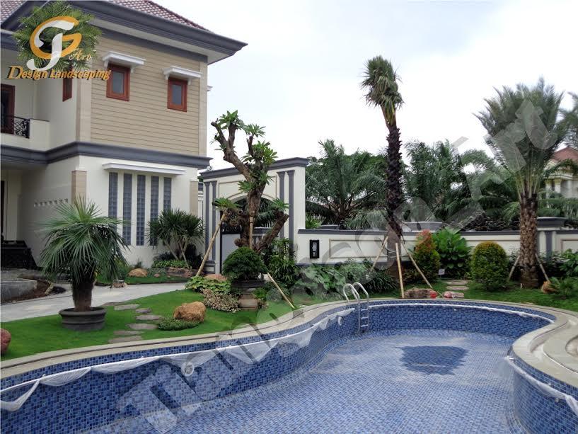 Jasa Landscape Surabaya Berpengalaman, Ahli dan Profesional