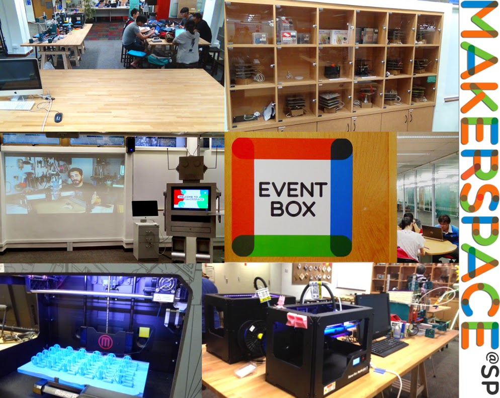BIT Magazine : Singapore's Makerspaces