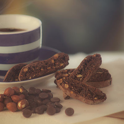 Biscotti de Chocolate com Avelã - Foto divulgação