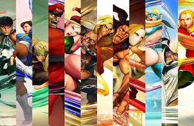 Characters That I would Like To See On The Street Fighter V Roster - We Know Gamers