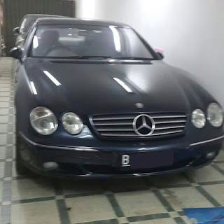 Like New CL500 W215 Benz Year 1999 ( Nov )