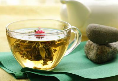 Buvez du thé vert