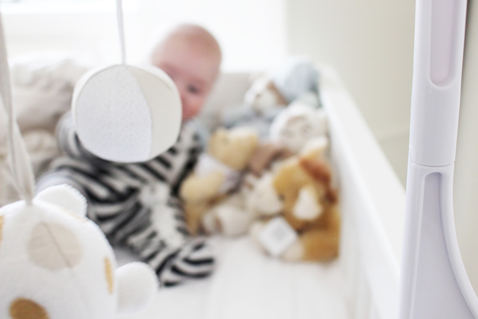 Life With Boys The Essential One Safer Sleep Week Move baby to cot at 4 months