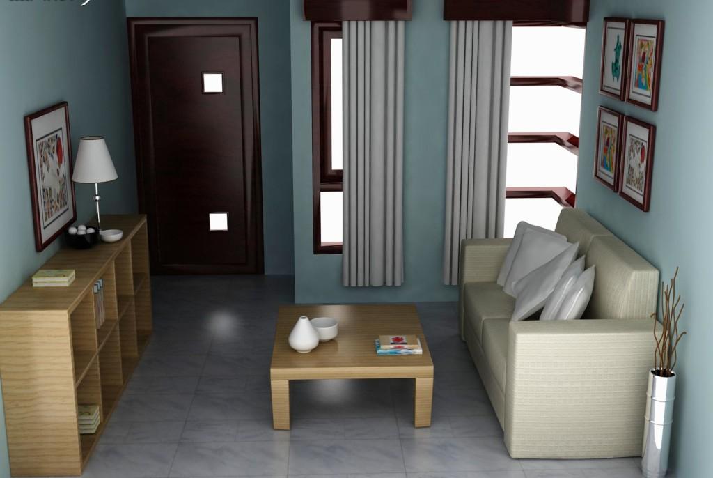 66 Desain Interior Rumah Minimalis Mungil Yang Terlihat