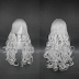 Review: white/silver curly wig Uniqso
