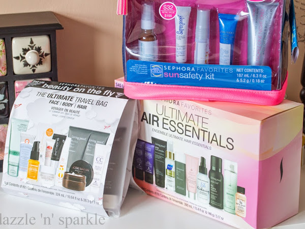Beauty Buys - Sephora Favorites (Hair, Travel, Sun safety)