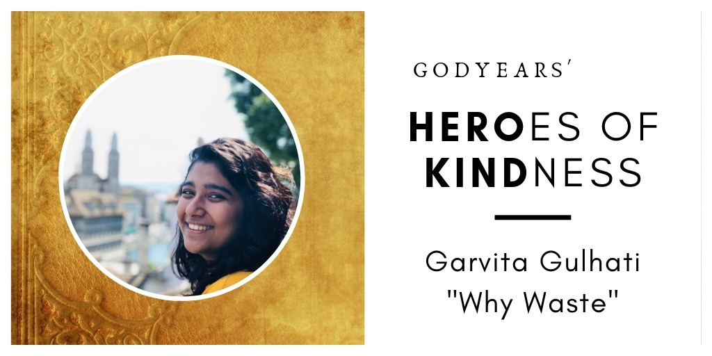 Garvita Gulhati was the only Indian to win the Global Changemaker award in 2018