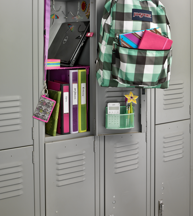 Locker Decorations For Birthdays Inside