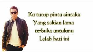 Chord Lagu Batak, Tak Mampu Pergi - Sammy Simorangkir