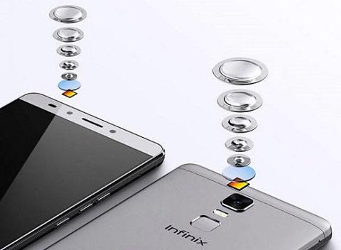 Infinix Note 3 camera