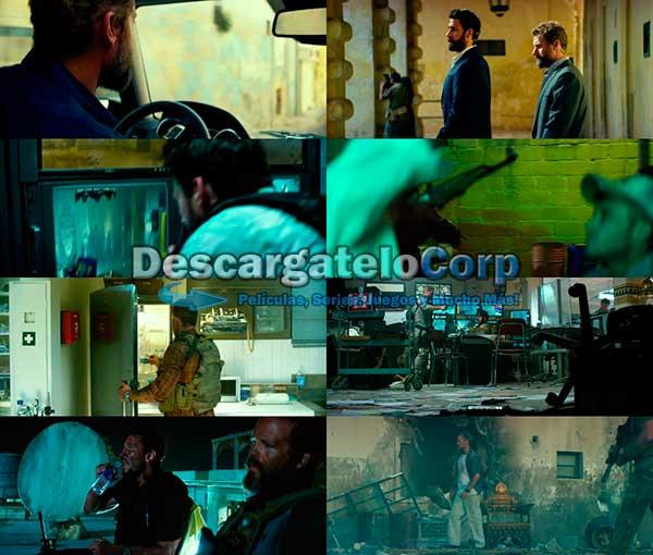 13 Horas Los Soldados Secretos de Bengasi DVDRip Latino