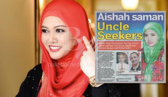 MENGEJUTKAN!! SAMAN UNCLE SEEKERS.. Inilah PUNCA SEBENAR Bekas Permaisuri Agong Failkan Tuntutan Hutang RM2 Juta!!!