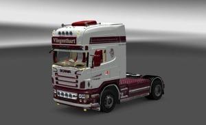 Scania R560 Vliegenthart skin