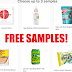 Free Lacroix Sparkling Water, Trident Gum, Schar Gluten Free Bread, Enjoy Life Snacks, Simply Gum and Age Defying Serum Samples - Select Sampler Accounts