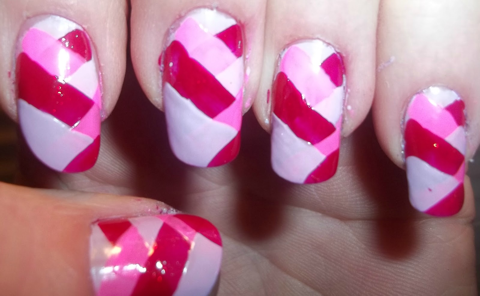 Nailsnbling Nail Weaving 1