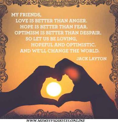 love is better