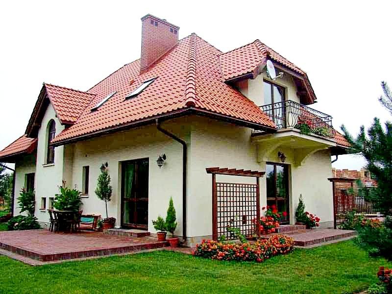 Красивые дома в Крыму фото