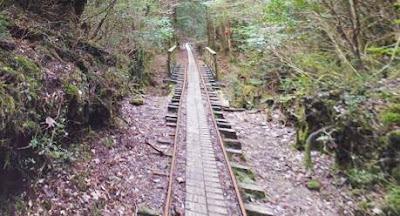 Arakawa Trail, Yakushima