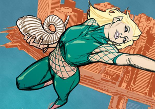 namorita Daftar Anggota Fantastic Four dari Masa ke Masa – Bagian 2