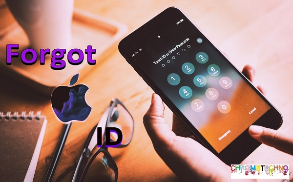 how recover apple id and passcode