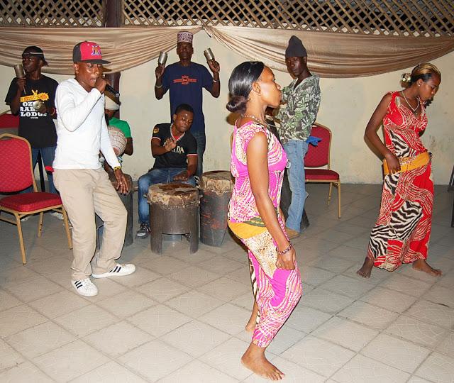Rajand One This Is Baikoko Tradition Dances From Tanga