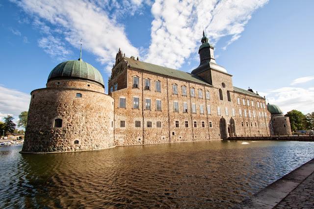 Vadstena-castello
