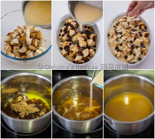 Bread Pudding Procedures02
