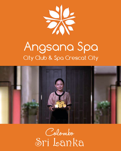 Angsana Spa, Colombo