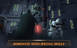 Game Star Wars : Rivals ™ v2.5.8 Apk Mod