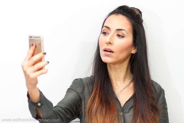 Blog de maquillaje belleza explicacion tutorial contouring facil LOreal