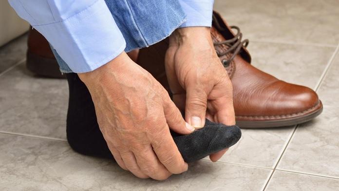 Un sassolino nella scarpa