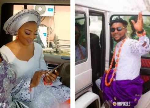 PHOTOS: Oritsefemi's Traditional Wedding
