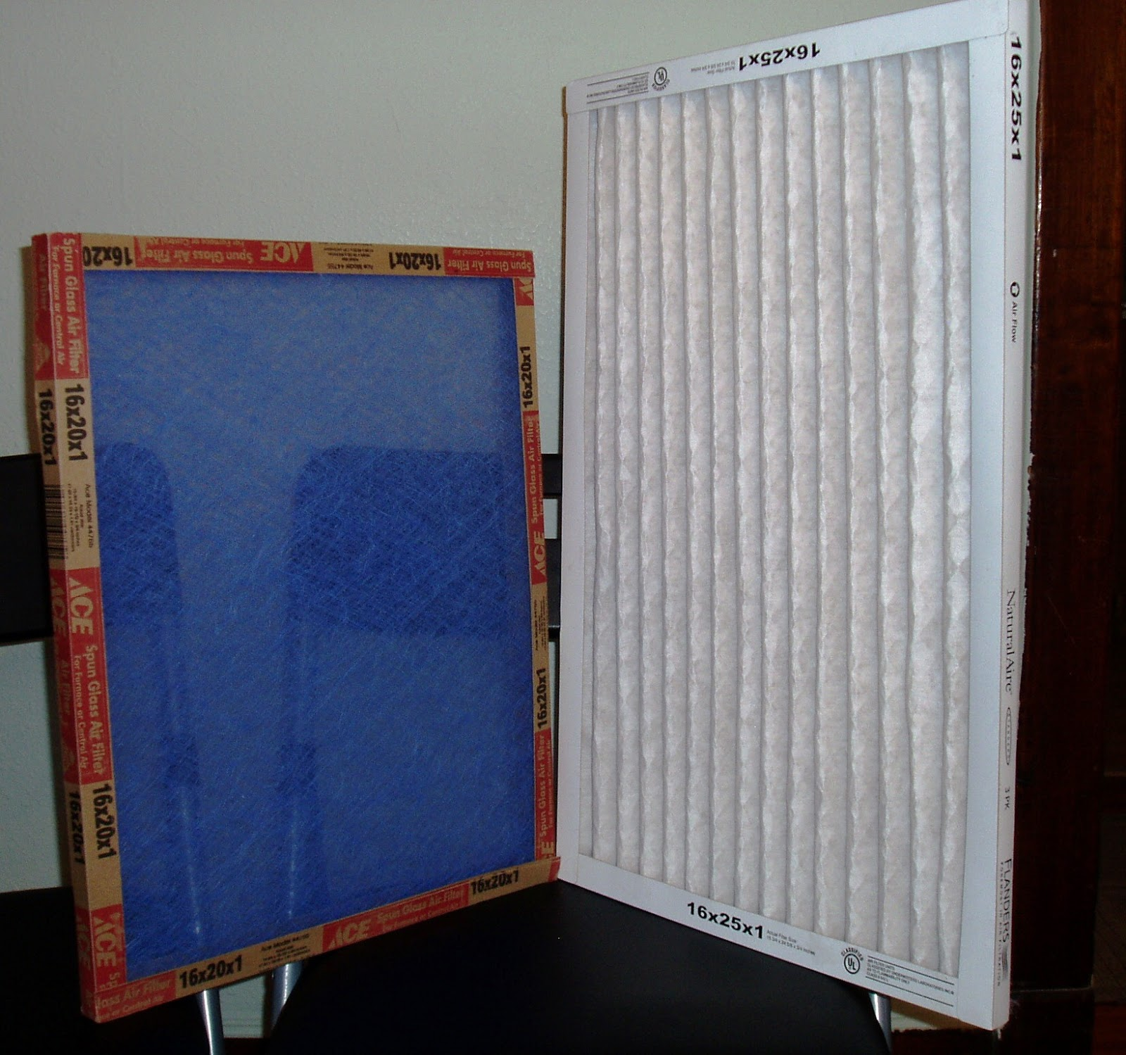 Replace Or Clean The Filter If Your Is Paper Fibergl And It Dirty Then A Dry Foam Type You Can Wash