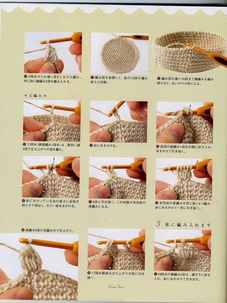 Tutorial indice de todos los tutoriales manualidades - Manualidades a crochet paso a paso ...