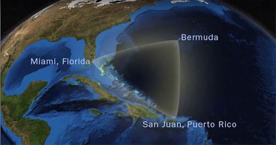 Região do Triângulo das Bermudas