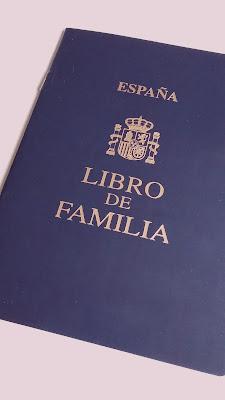 Libro de Familia (España)