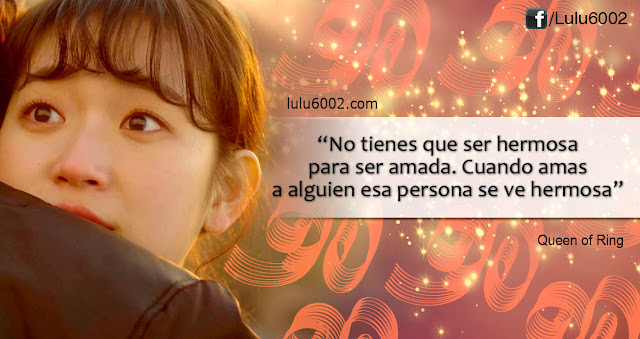 frases de doramas queen of ring