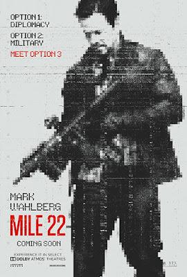 Sinopsis Film Mile 22